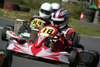Karting in Cala Finestrat